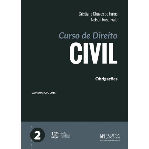 Curso de Direito Civil - Volume 2 - Obrigações (2018)
