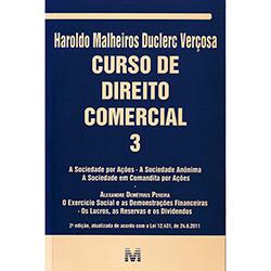Curso de Direito Comercial - Vol. 3