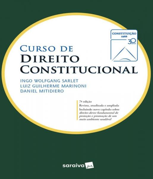 Curso de Direito Constitucional - 07 Ed - Saraiva