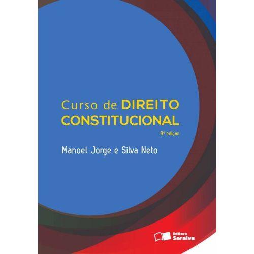 Curso de Direito Constitucional - 08 Ed