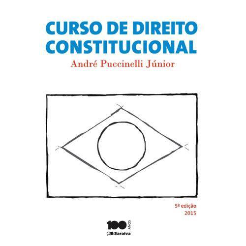 Curso de Direito Constitucional - 5ª Ed.