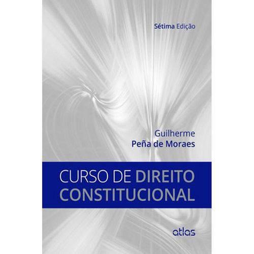 Curso de Direito Constitucional - 7 Ed