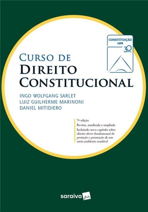 Curso de Direito Constitucional - 7ª Ed