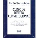 Curso de Direito Constitucional - 32 Ed