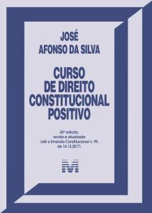 Tudo sobre 'Curso de Direito Constitucional Positivo (2019)'