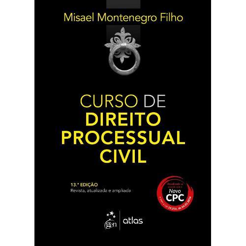 Curso de Direito Processual Civil - 12ª Ed