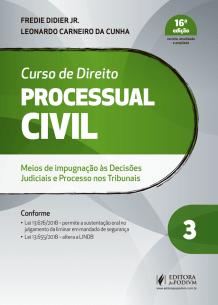 Curso de Direito Processual Civil - V.3 (2019)