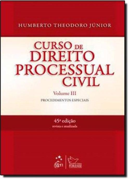Curso de Direito Processual Civil, V.3