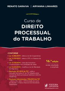 Curso de Direito Processual do Trabalho (2019)