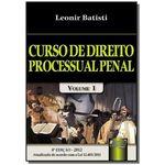 Curso de Direito Processual Penal Vol1