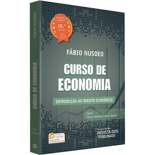 Tudo sobre 'Curso de Economia - Rt'