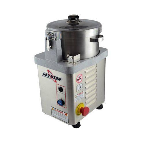 Cutter Inox 4 Litros - Cr-4l-n - Siemsen