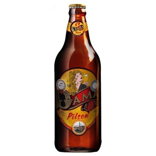 Dama Bier Blonde Lady Pilsen 600ml