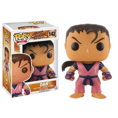 Tudo sobre 'Dan - Street Fighter - Pop! Funko'