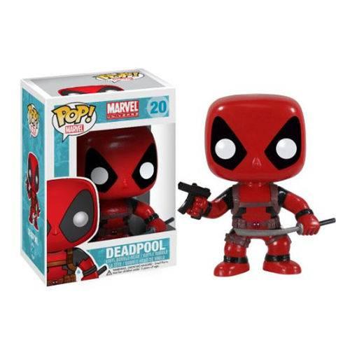 Deadpool - Funko Pop Marvel Universe X-Men