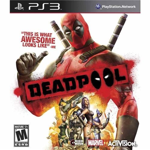 Tudo sobre 'Deadpool Ps3'