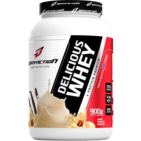 Delicious Whey 900G Body Action