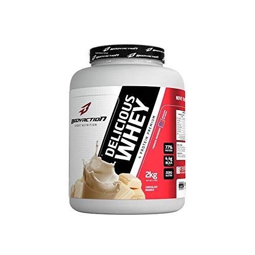 Delicious Whey - 2kg - Body Action
