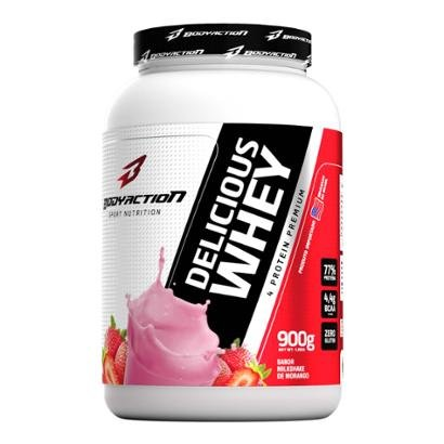 Delicious Whey (3w) 900g - Body Action