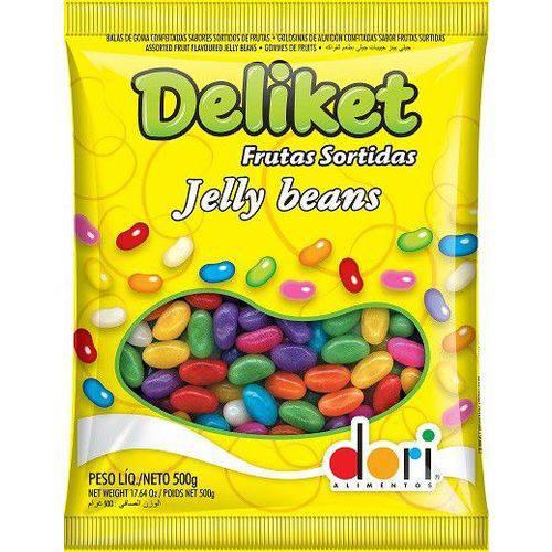 Tudo sobre 'Deliket - Jelly Beans - 500g'