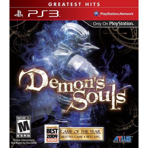 Tudo sobre 'Demon's Souls - PS3'