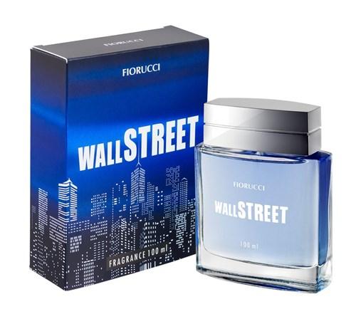 Deo Colônia Wall Street Perfume 100 Ml