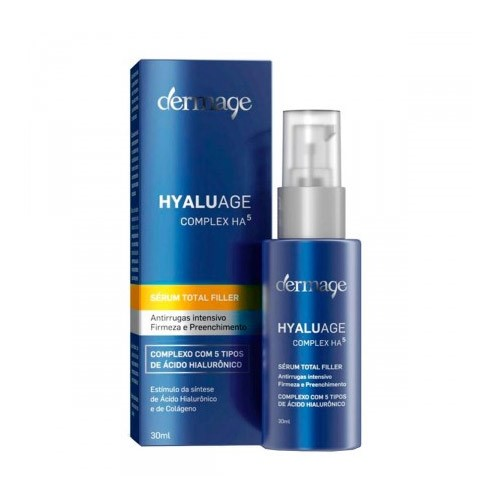 Tudo sobre 'Dermage Hyaluage HA5 Anti Idade 30ml'