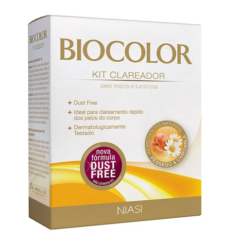 Tudo sobre 'Descolorante Biocolor Kit'