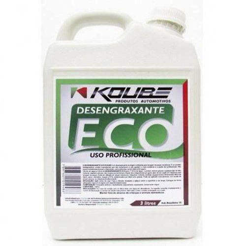 Tudo sobre 'Desengraxante Eco 3litros - Koube'