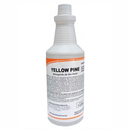 Desinfetante Desengraxante Spartan Yellow Pine 1,0 L 1,0 L