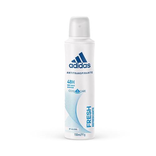 Tudo sobre 'Desodorante Aerosol Adidas Feminino Fresh 150ml'