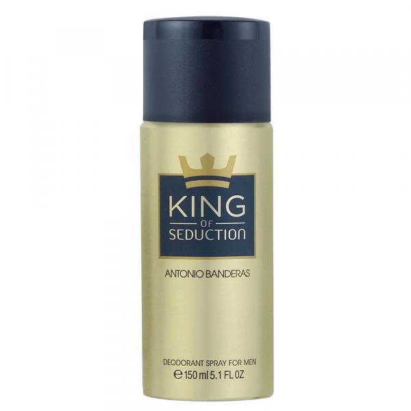 Desodorante King Of Seduction Absolute Masculino - Antonio Banderas