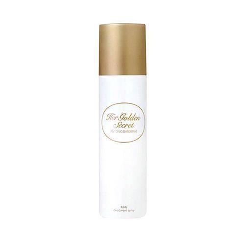 Desodorante Antonio Banderas Her Golden Secret Feminino - 150 Ml