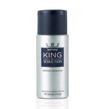 Desodorante Antonio Banderas King Of Seduct 150ml
