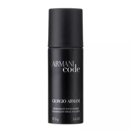 Desodorante Armani Code de Giorgio Armani Masculino - 150 Ml
