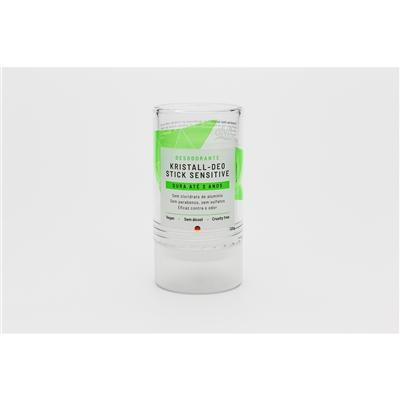 Desodorante Cristal Alva Stick Kristall 120 G