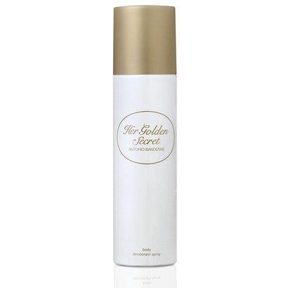 Desodorante Feminino Her Golden Secret Antonio Banderas 150ml