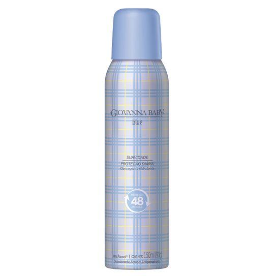Tudo sobre 'Desodorante Giovanna Baby Blue Aer 150ml'