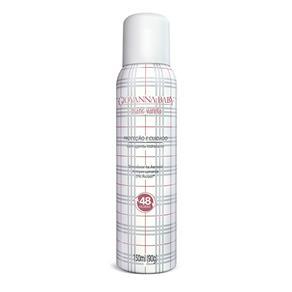 Tudo sobre 'Desodorante Masculino Aerosol Giovanna Baby Vanilla Aerosol 150ml'