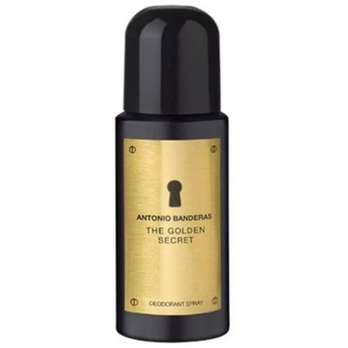 Desodorante Masculino Antonio Banderas Golden Secret 150ml