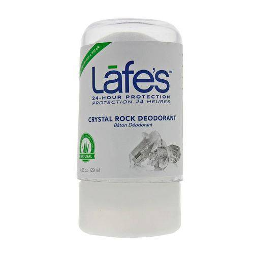 Desodorante Natural Cristal Stick 120ml Lafe's