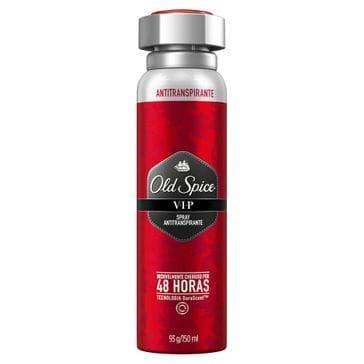 Tudo sobre 'Desodorante Old Spice Spray Vip 93g'
