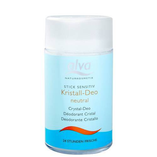 Desodorante Stick Kristall Sensitivo Vegano 90g - Alva