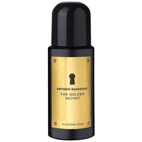 Desodorante The Golden Secret Antonio Banderas - Desodorante 150ml