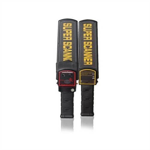 Detector de Metal Scanner de Metais Leve Profissional Portatil