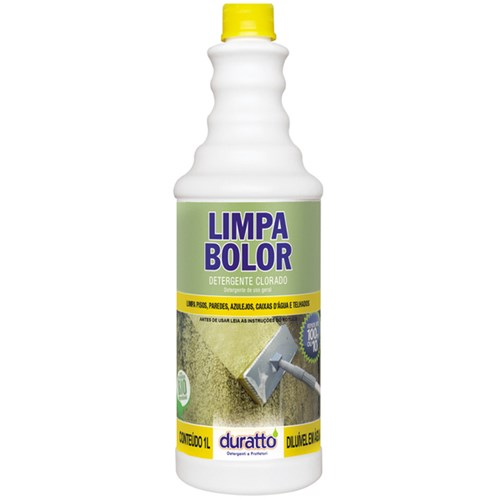 Detergente Limpa Bolor 1L Duratto