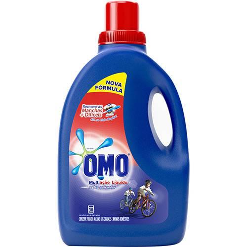 Tudo sobre 'Detergente Líquido Omo Multiação Poder Acelerador 3l'