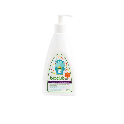 Tudo sobre 'Detergente para Mamadeiras BioClub'