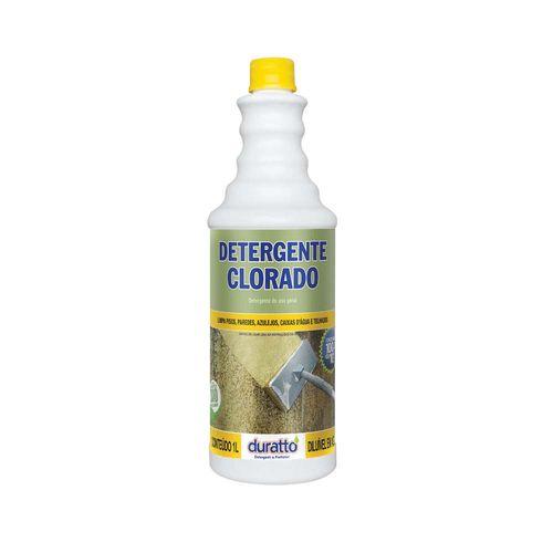 Detergente Tira Mofo Clorado 1 Litros Duratto