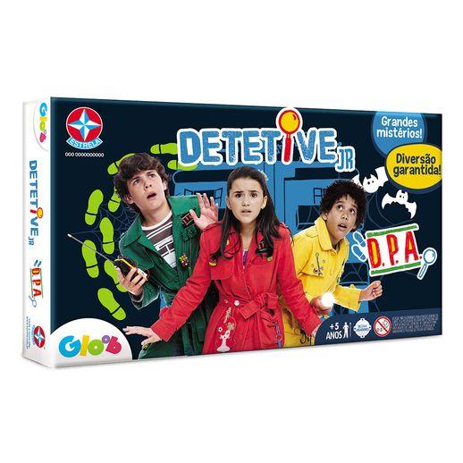 Tudo sobre 'Detetive Jr DPA - Estrela'
